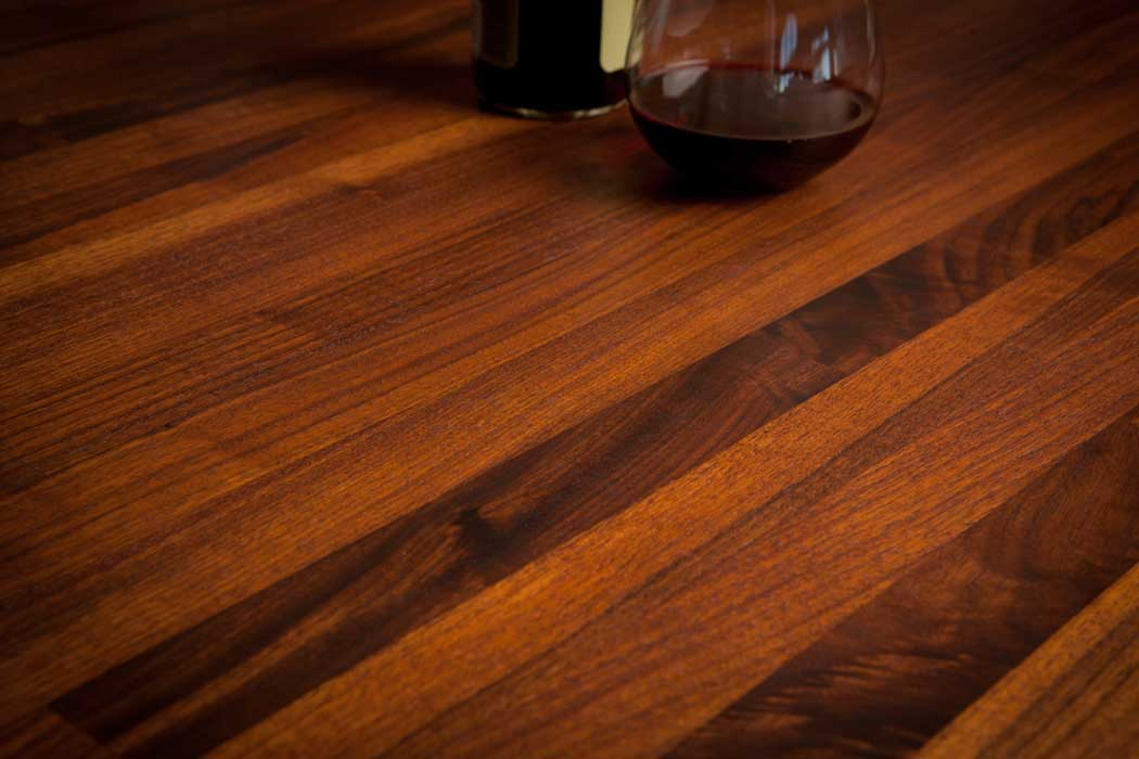 Black Walnut Countertop