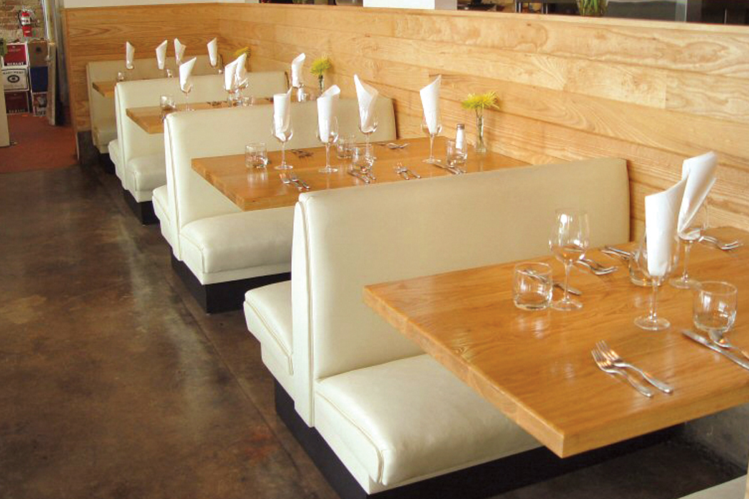Restaurant Bench Seating For Sale